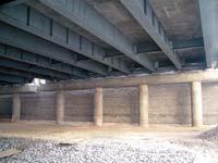 Подпорные стены и мосты