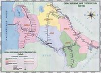 результатов карта жд туркмении и ирана